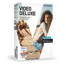 MAGIX Video deluxe 2018 – das Programm, mit dem Videobearbeitung Spaß macht.