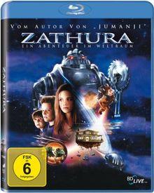 Zathura - Ein Abenteuer im Weltraum [Blu-ray]