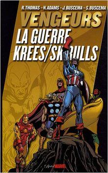 Les Vengeurs : La guerre Krees / Skrulls