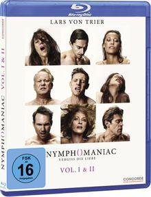 Nymphomaniac Vol. I & II [Blu-ray]