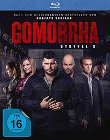 Gomorrha - Staffel 3 [Blu-ray]