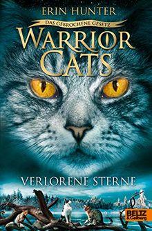 Warrior Cats - Das gebrochene Gesetz - Verlorene Sterne: Staffel VII, Band 1