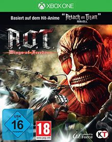 AoT - Wings of Freedom (based on Attack on Titan) - [Xbox One]