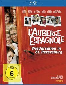 L'auberge espagnole - Wiedersehen in St. Petersburg [Blu-ray]