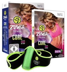 Zumba Fitness Core (inkl. Fitnessgürtel)