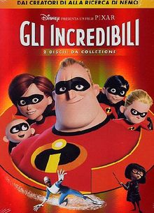 Gli incredibili [2 DVDs] [IT Import]