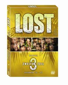 Lost - Dritte Staffel, Zweiter Teil (4 DVDs)