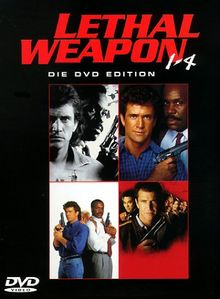Lethal Weapon 1-4 [Box Set]