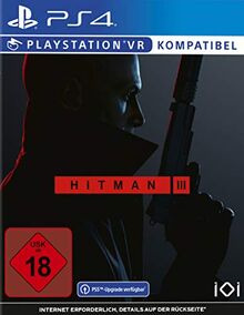 HITMAN 3 (Playstation 4 / Playstation VR)