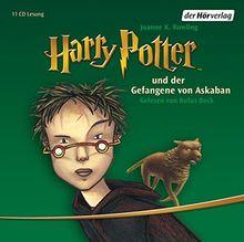 Harry Potter und der Gefangene von Askaban: Gelesen von Rufus Beck