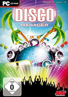 Disco Manager - [PC]
