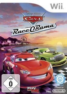 Cars - Race-O-Rama