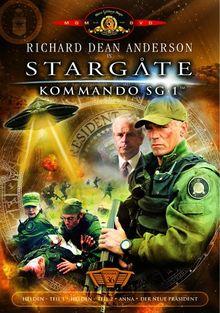 Stargate Kommando SG-1, DVD 36