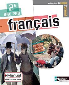 Français 2de Bac Pro