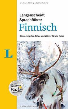 Langenscheidt Sprachführer Finnisch - Mit umfangreicher Speisekarte: Die wichtigsten Sätze und Wörter für die Reise