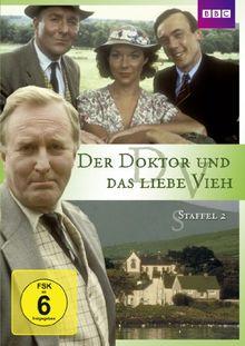 Der Doktor und das liebe Vieh - Staffel 2 [4 DVDs]
