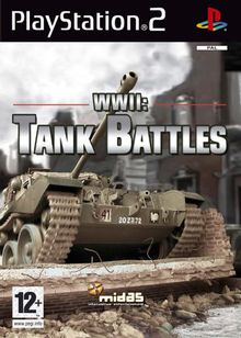 WWII: Tank Battles [UK Import]