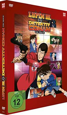 Lupin the 3rd vs. Detektiv Conan: The Movie - Limited Edition [Blu-ray]