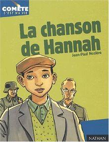 La chanson de Hannah (Comete)