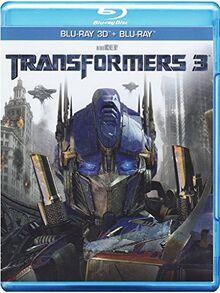 Transformers 3 (2D+3D) [3D Blu-ray] [IT Import]