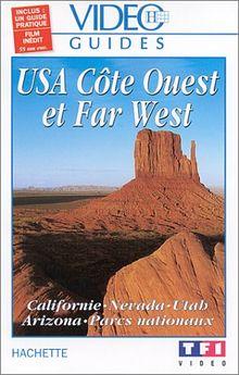 DVD Guides : USA Côte Ouest - Far West [FR Import]