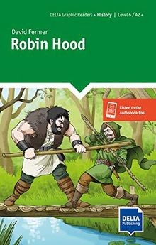 Robin Hood: Lektüre + Delta-Augmented (DELTA Graphic Readers)