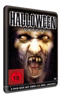 Halloween - Untote (8 Filme) [2 DVDs]