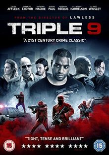 Triple 9 [DVD] [2016] [UK Import]
