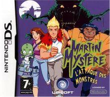 Martin Mystery : Nintendo DS , FR