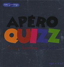 Apéro Quizz : Pastaga, Saucisson, Cacahuètes