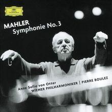Mahler: Symphonie No. 3