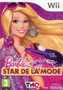 BARBIE STAR DE LA MODE [Nintendo Wii]