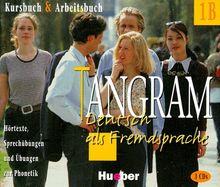Tangram, neue Rechtschreibung, 4 Bde.: 3 Audio-CDs zum Kursbuch und Arbeitsbuch Band 1b.