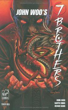 Virgin Comics, John Woo's 7 Brothers, Bd. 1