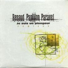 Je Suis un Plongeur - CD Single PROMO 2 titres- RENAUD