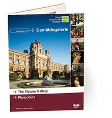 Kunsthistorisches Museum Wien, Gemäldegalerie, 1 DVD-ROM Für PC & Mac. Dtsch.-Engl.-Italien.