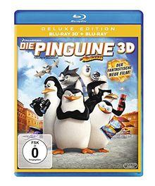 Die Pinguine aus Madagascar [3D Blu-ray]