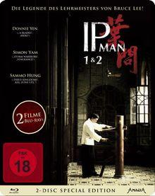 IP Man 1+2 - Steelbook [Blu-ray]
