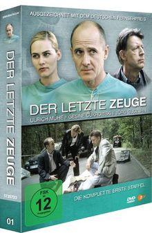 Der letzte Zeuge - Die komplette erste Staffel [2 DVDs]