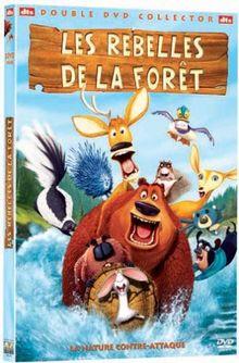 Les rebelles de la forêt - Edition Collector 2 DVD