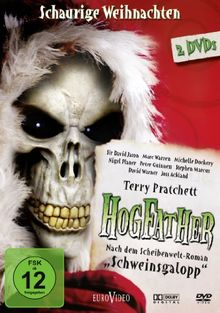 Terry Pratchett Hogfather - Schweinsgalopp (2 DVDs)
