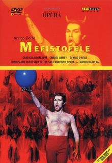Boito, Arrigo - Mefistofele