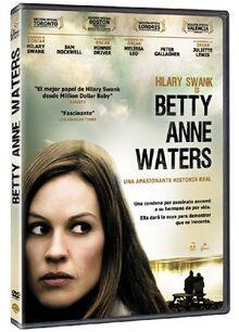 Betty Anne Waters - Filmax DVD [DVD] (2012) Hilary Swank; Sam Rockwell; Julie