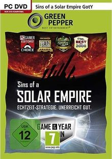 Sins of a Solar Empire Game of the year edtion (Green Pepper)