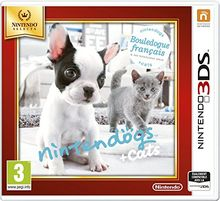 Nintendogs + Cats Bouledogue Jeux Selects 3DS