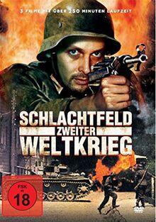 Schlachtfeld Zweiter Weltkrieg [1 DVD]