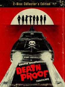 Death Proof - Todsicher [Special Edition] [2 DVDs]