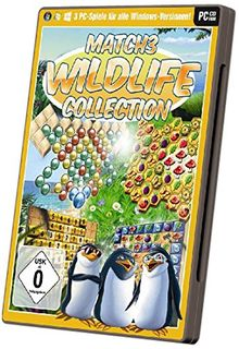 Match 3 Wildlife Collection