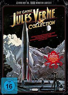 Die große Jules Verne Collection [4 DVDs]