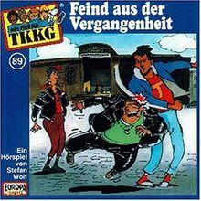 089/Feind Aus Der Vergangenheit [Musikkassette]